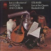 Click here for more info about 'The Strawbs - Just A Collection Of Antiques And Curios'