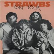Click here for more info about 'The Strawbs - On Tour - Autographed + Ticket Stub'