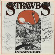 Click here for more info about 'The Strawbs - Strawbs In Concert - Autographed'