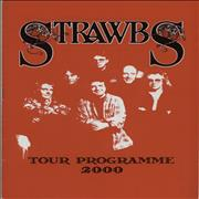 Click here for more info about 'The Strawbs - Tour Programme 2000'