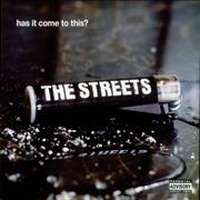 """The Streets Has It Come To This? UK 12"""" vinyl"""