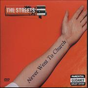 Click here for more info about 'The Streets - Never Went To Church'