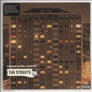 Click here for more info about 'The Streets - Original Pirate Material - VG'