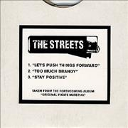 Click here for more info about 'The Streets - The Streets - Sampler'
