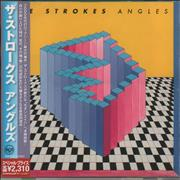 Click here for more info about 'The Strokes - Angles'