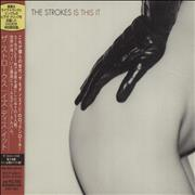 Click here for more info about 'The Strokes - Is This It + DVD'
