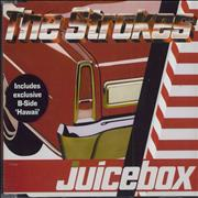 Click here for more info about 'The Strokes - Juicebox'