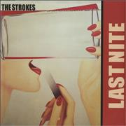 Click here for more info about 'The Strokes - Last Nite'