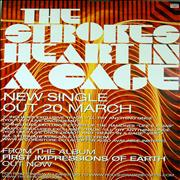 Click here for more info about 'The Strokes - Pair of Promotional Rough Trade Poster'