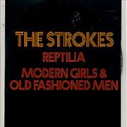 Click here for more info about 'The Strokes - Reptilia'
