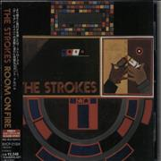 Click here for more info about 'The Strokes - Room On Fire + Obi - Sealed'
