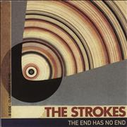 Click here for more info about 'The Strokes - The End Has No End'