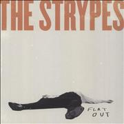 Click here for more info about 'The Strypes - Flat Out - Orange Vinyl - Sealed'