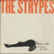 Click here for more info about 'The Strypes - Flat Out - Orange Vinyl'