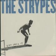 Click here for more info about 'The Strypes - Get Into It - Blue Vinyl'