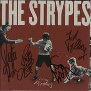 Click here for more info about 'The Strypes - Little Victories - Autographed'