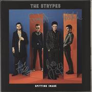 Click here for more info about 'The Strypes - Spitting Image - 180gm - Autographed'
