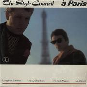 Click here for more info about 'The Style Council - A Paris / Money-Go-Round'