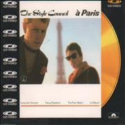 Click here for more info about 'The Style Council - A Paris - Cd-V'