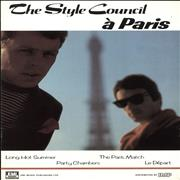Click here for more info about 'The Style Council - A Paris'