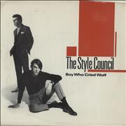 Click here for more info about 'The Style Council - Boy Who Cried Wolf'