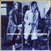 Click here for more info about 'The Style Council - Café Bleu + booklet - EX'