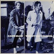 Click here for more info about 'The Style Council - Café Bleu'