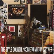 Click here for more info about 'The Style Council - Come To Milton Keynes - Gatefold'