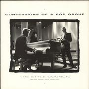 Click here for more info about 'The Style Council - Confessions Of A Pop Group - 1st + Insert'