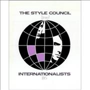 Click here for more info about 'The Style Council - Internationalists '85'