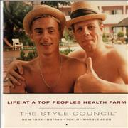 Click here for more info about 'The Style Council - Life At The Top People's Health Farm'
