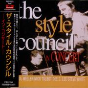 Click here for more info about 'The Style Council - Live - In Concert'
