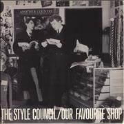 Click here for more info about 'The Style Council - Our Favourite Shop + Print + Fan Club Insert'