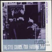 Click here for more info about 'The Style Council - Our Favourite Shop - Deluxe Edition'