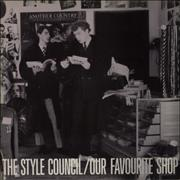 Click here for more info about 'The Style Council - Our Favourite Shop'