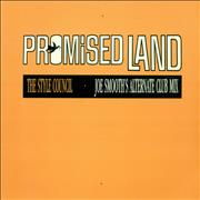 """The Style Council Promised Land UK 12"""" vinyl"""