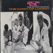 Click here for more info about 'The Style Council - The Cost Of Loving'