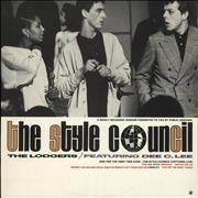 Click here for more info about 'The Style Council - The Lodgers + Insert - EX'