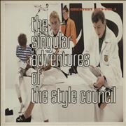 Click here for more info about 'The Style Council - The Singular Adventures Of The Style Council'