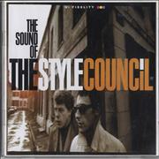 Click here for more info about 'The Style Council - The Sound Of The Style Council'