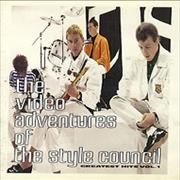 Click here for more info about 'The Style Council - The Video Adventures'