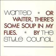 Click here for more info about 'The Style Council - Wanted'