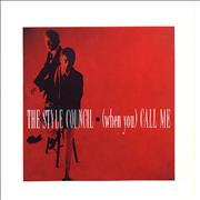 Click here for more info about 'The Style Council - (When You) Call Me'