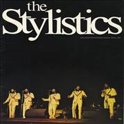 Click here for more info about 'The Stylistics - 1977 UK Tour'