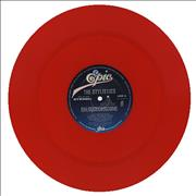 Click here for more info about 'Enloqueciendome - Red Vinyl'