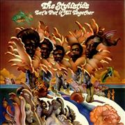 Click here for more info about 'The Stylistics - Let's Put It All Together'