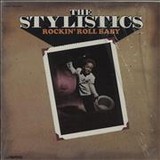 Click here for more info about 'The Stylistics - Rockin' Roll Baby'