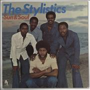 Click here for more info about 'The Stylistics - Sun & Soul'