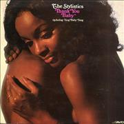 Click here for more info about 'The Stylistics - Thank You Baby'