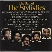 Click here for more info about 'The Stylistics - The Best Of The Stylistics'